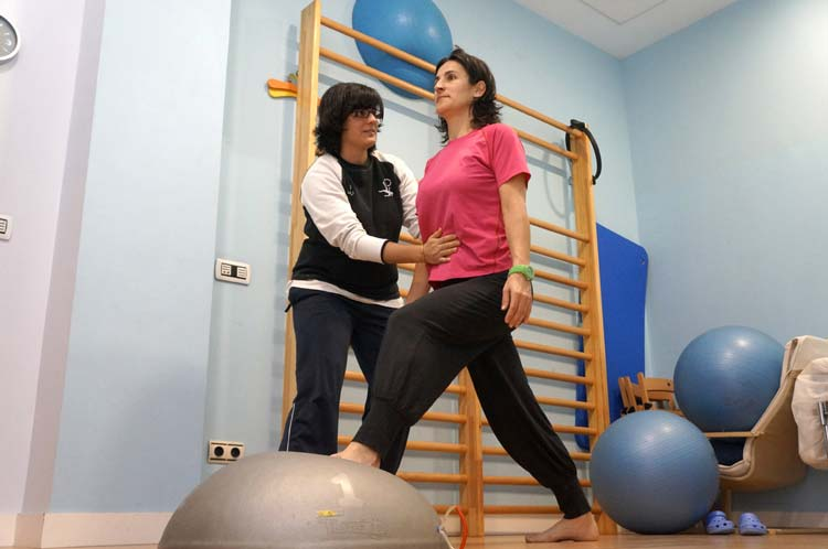Actividades Entrenador Personal Seco